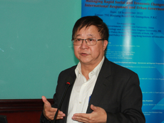 Prof Alfred Chan Cheung-ming analysed on policy-making for Hong Kong's elderly services programme.