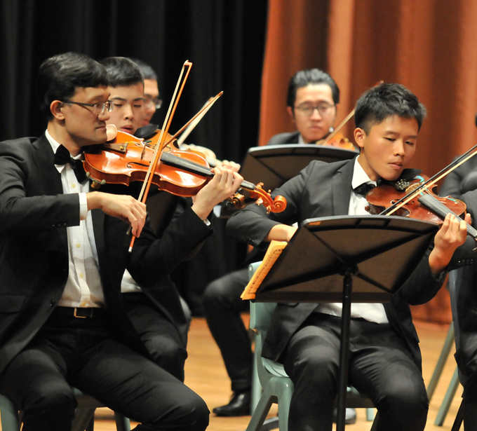 "21st Century Music Education for Young People - ""Music Dreams Come True"" Concert"