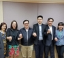 Visit by delegation of Shanghai Putuo District Youth Federation
