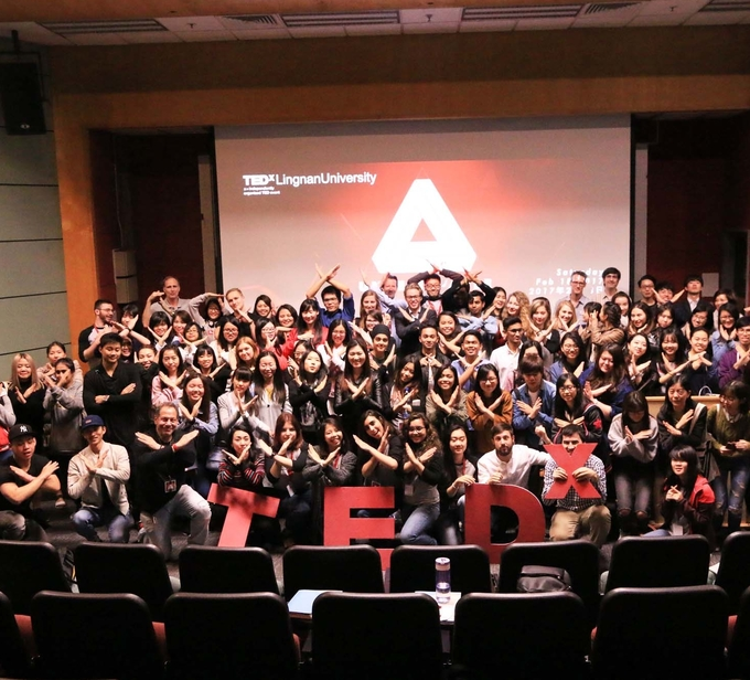 "TEDxLingnanUniversity presents talks on the theme ""Unbelievable"""