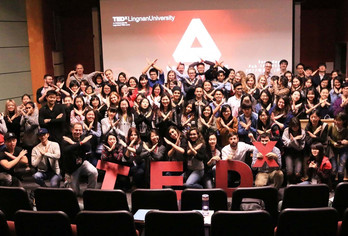 "TEDxLingnanUniversity presents talks with the theme ""Unbelievable"""
