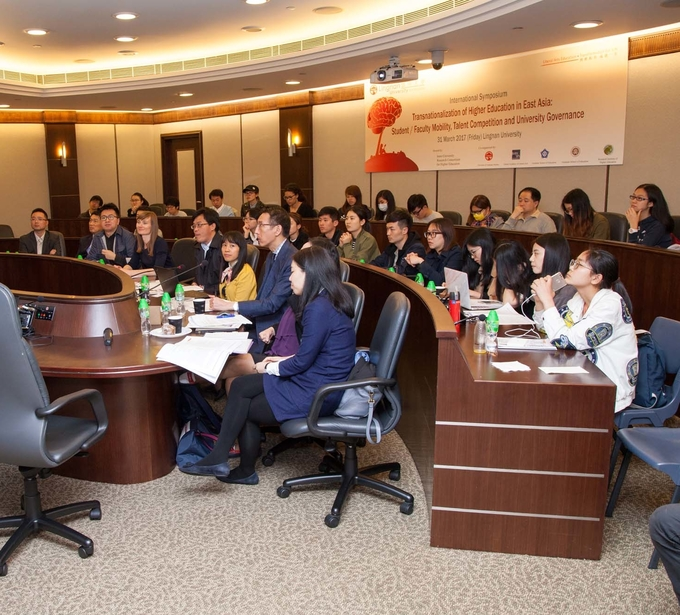 International scholars discuss development of transnationalisation of higher education in East Asia