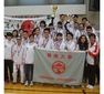 Lingnan Karate Team achieves outstanding results in joint university competition
