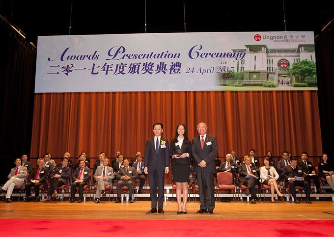 Over 300 outstanding students awarded HK$12 million in scholarships