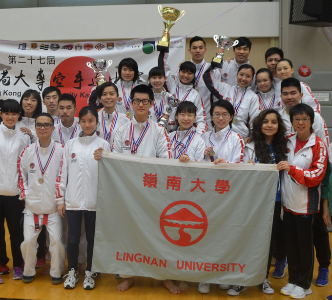 Lingnan University launches entrance scholarships for elite athletes
