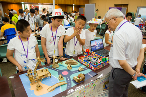 Lingnan jointly organises competition to promote STEAM education