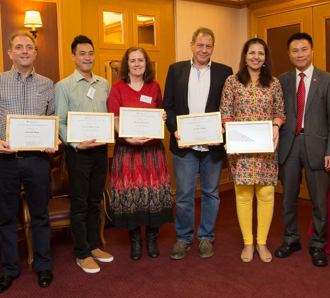 Induction Programme familiarises new faculty members with Lingnan