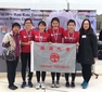 Lingnan indoor rowing athletes grasp awards