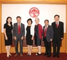 Lingnan Foundation President visits Lingnan University