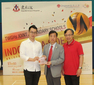 T.W.G.Hs secondary school students present outstanding football plays at Lingnan