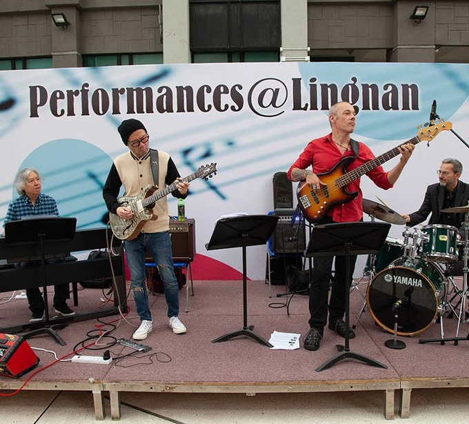 "2018-19 ""Performances@Lingnan"" series"