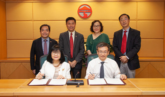 A five-year partnership agreement signed between Department of Applied Psychology, Lingnan University and School of Psychology, Sun Yat-Sen University on 4 December to promote collaboration on academic and scientific exchange