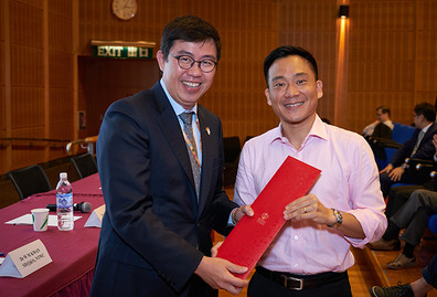 Professor Simon Li invited by Hospital Authority to deliver keynote speech