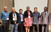 Professor Joshua Mok, Vice-President of Lingnan University visits University of Hawaii and delivers featured talk at International Academic Forum
