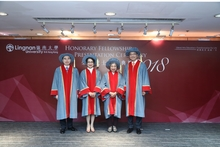 Honorary Fellowship Presentation Ceremony 2018