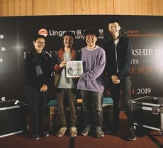 Eason Chan encourages Lingnan students to live the innovative spirit at LEI's music documentary screening