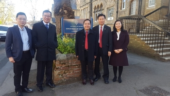 Lingnan-Oxford Higher Education Symposium 2019 Successfully Held @ Oxford
