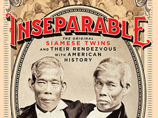 The book Inseparable by Professor Huang Yunte nominated for the US National Book Critics Circle Award