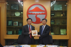 Lingnan University establishes new cooperation links with higher institutions in Mainland China