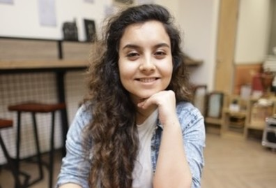 Interview with the winner of the Most Distinguished Student of the University Award 2018/19 - Mateena Hammad