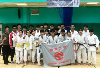 Lingnan Judo Team won 25 medals in two competitions