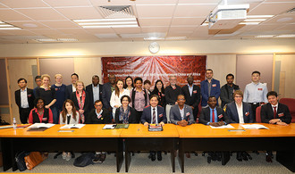 International Symposium on Inequality and Well-being in China-African Relations