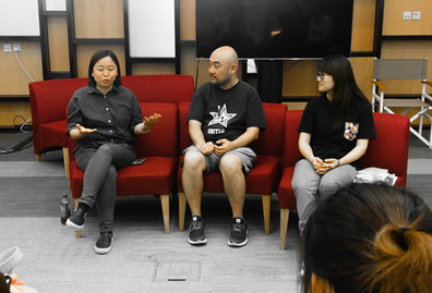 Department of English's panel discussion at Lingnan delves into press freedom