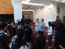 Lingnan Programme Consultation Day 2019 impresses students and parents with firsthand information and campus experience