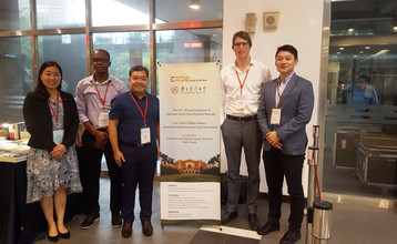 Lingnan University Researchers Present at East Asia Social Policy Research Network Annual Conference in Taiwan