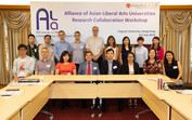 Alliance of Asian Liberal Arts Universities (AALAU) Research Collaboration Workshop