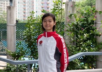 Lingnan karate athlete opens gateway to the Asian sports world