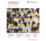 Lingnan Wire magazine debuts with a closer look at the University's social impact
