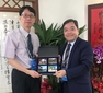 Research team joins activities in Taiwan to foster inter-university collaboration