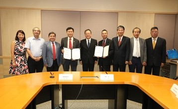 Lingnan and Wuyi University teamed up to establish Joint Research Centre on Ageing in Place