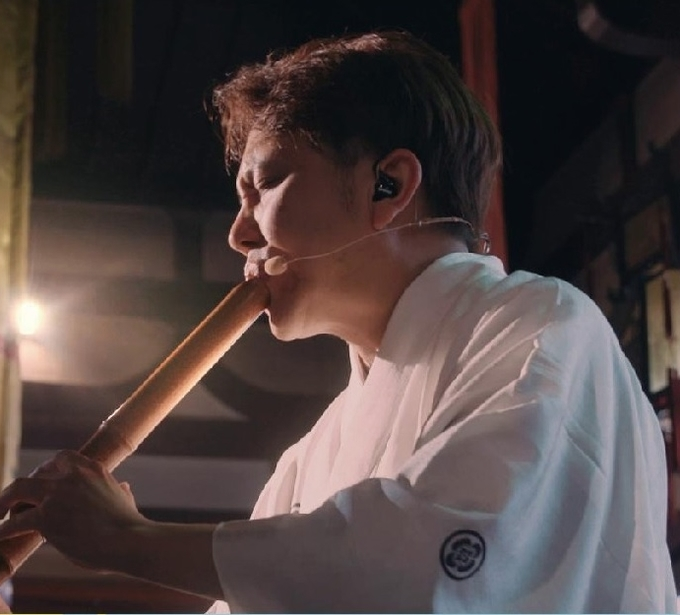 Shakuhachi music documentary featured in film series on chasing dreams