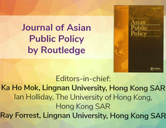 Journal of Asian Public Policy