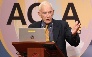 Professor Deane Neubauer's talk at ACLA/CHER Conference 2019 - AI, nationalism and climate change pose challenges for HE, says keynote speaker at CHER/ACLA conference