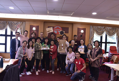 Participatory Design at Lingnan: Designing with and for the Elderly