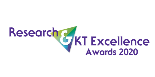 Research & Knowledge Transfer Excellence Awards 2020