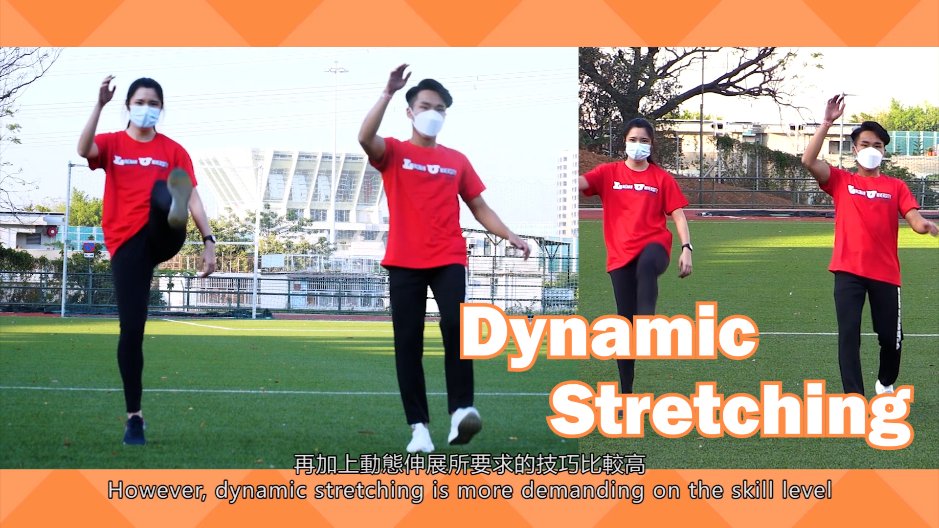 Thumbnail of Dynamic Stretching